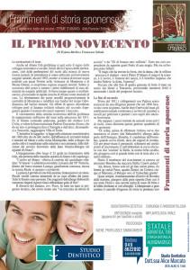 PRIMO NOVECENTO 1