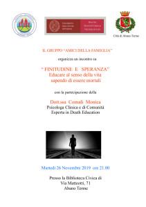 2019-11-26 Finitudine (Cornali)