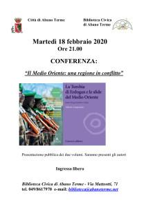 2020-02-18 Medio Oriente