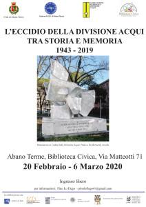 2020-02-20 ACQUI Locandina (Lo Fiego)